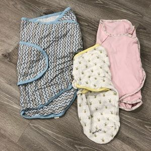 Other - SWADDLE WRAPS